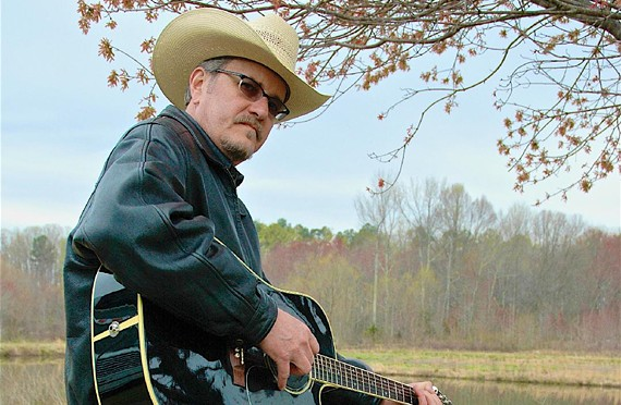 Brad Spivey in concert 4/17 at The Cultural Arts Center