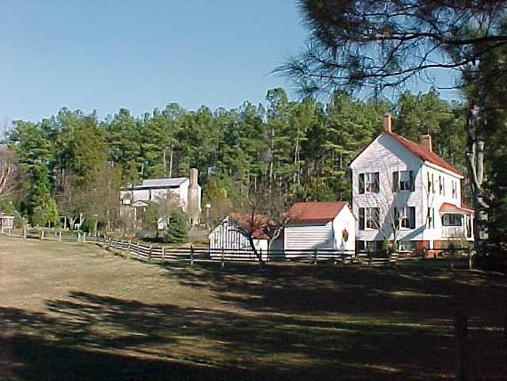 Piney Grove at Southall's Plantation
