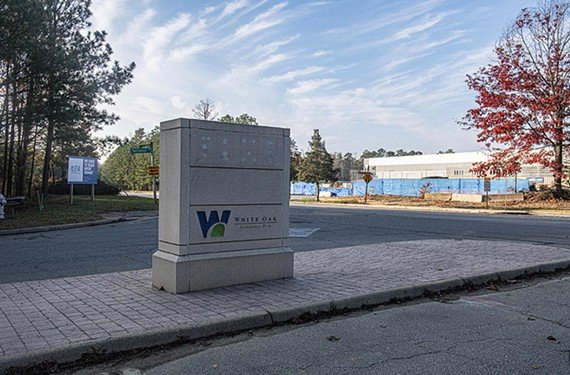 Henrico's White Oak Technology Park is expected to draw more data centers.