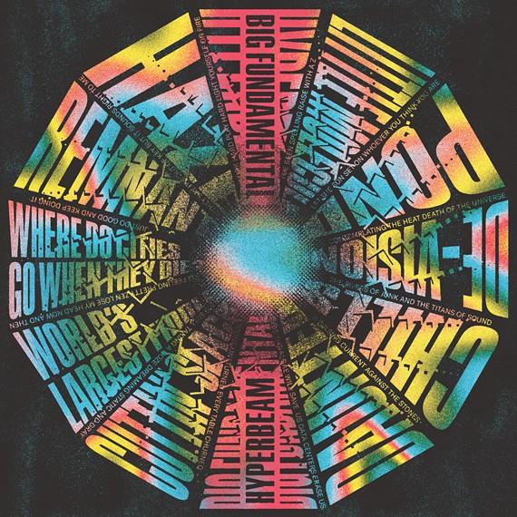 HYPERBEAM album cover