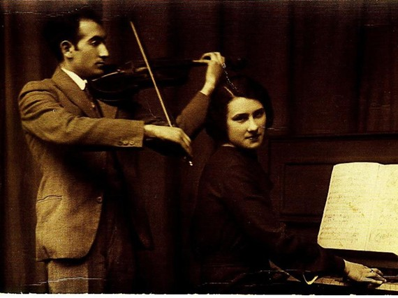 Jewish Musicians during the Holocaust