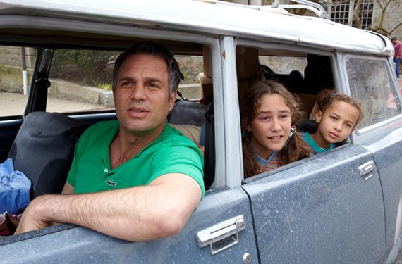 """Mark Ruffalo, a former Virginia Beach bartender turned one of Hollywood's most gifted actors, stars as bipolar dad Cam Stuart, and Imogene Wolodarsky and Ashley Aufderheide do exceptional work as his daughters, Amelia and Faith, in """"Infinitely Polar Bear."""""""