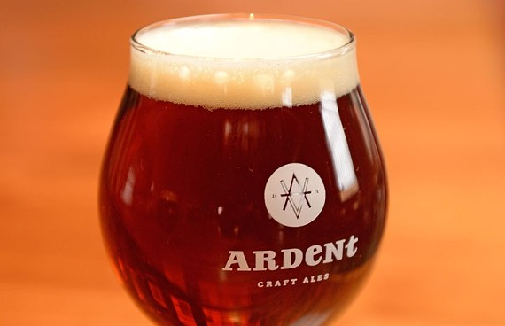 Ardent Craft Ales will be one of the breweries participating in King Dominion's BBQ & Brew Festival.