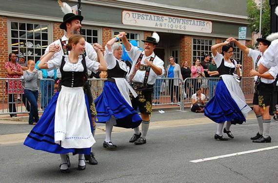 SGTEV Hirschjäger Bavarian Dancers