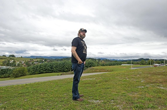 Although Milton's family moved to Richmond when he was in his teens, his upbringing in Southwestern Virginia influences almost everything that he does.