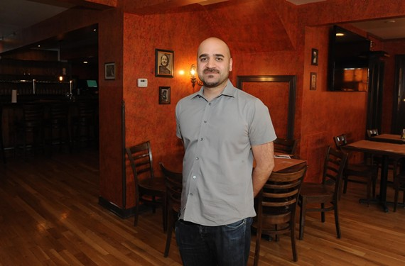 Owner Hamooda Shami will close Portrait House in December.