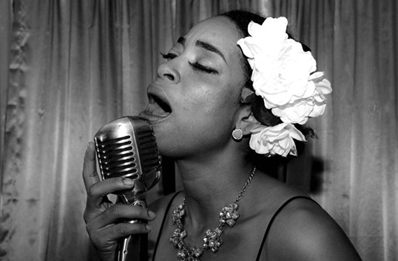 Local actress and singer Katrinah Carol Lewis hopes to tell the story of legendary artist Billie Holiday through her own impressive instrument.
