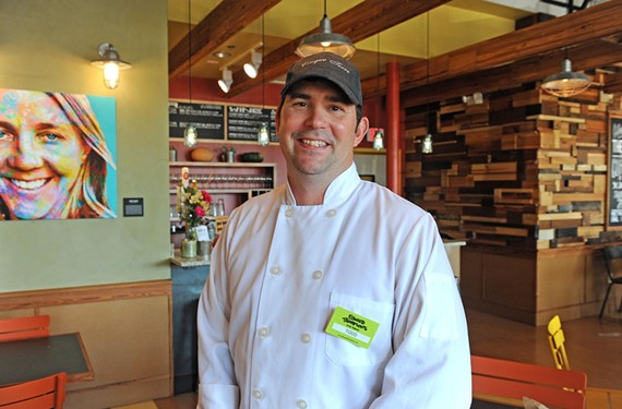 Former Mezzanine owner and chef Todd Johnson has big plans for the future of Ellwoood Thompson's Local Market now that he's taken over as executive chef.