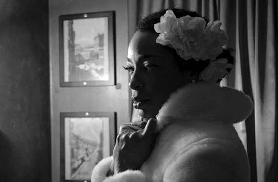 Local actress and singer Katrinah Carol Lewis pours her heart and soul into her portrayal of the legendary Billie Holiday during her downward spiral.