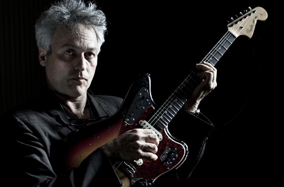Newark native Marc Ribot is a guitarist and composer whose work has touched genres as varied as no wave, free jazz, soul and Cuban music. He last played locally 20 years ago at Hole in the Wall.