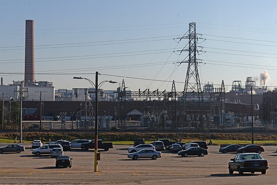 DuPont's Spruance plant on Jefferson Davis has been in operation for nearly 100 years.