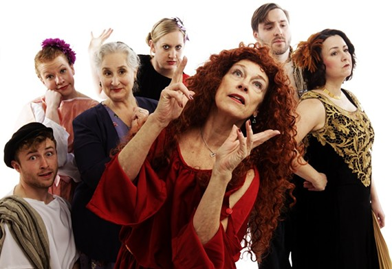 "K Dance company's ""Dance/Theatre -- Conversations"" is a one-night only event at the Weinstein Jewish Community Center on Jan. 21."