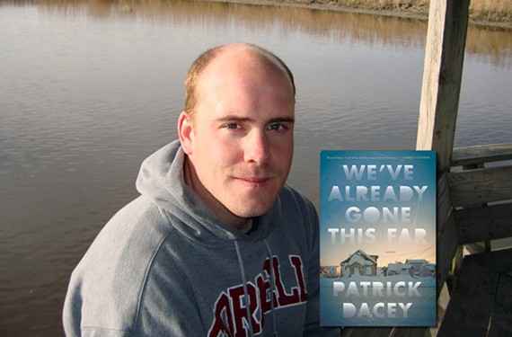 "Richmond writer Patrick Dacey's debut story collection, ""We've Already Gone This Far,"" comes out in February."