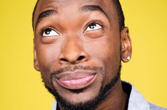 Chesapeake native Jay Pharoah, 28, studied business at Virginia Commonwealth University.