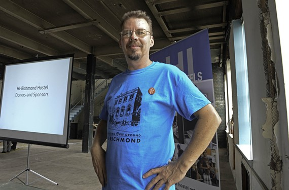 """Chris """"Max"""" Maxwell, community activist, is receiving much needed financial help in his battle with prostate cancer."""