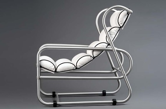 Sling Seat Lounge Chair (1935) by Warren McArthur Jr.