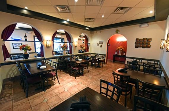 Mediterraneo Grill in Winterfield Place is one of the restaurants transforming Powhatan into a dining destination.