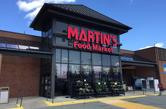 A report says Martin's stores will be up for sale. But how will that affect the rest of the market?