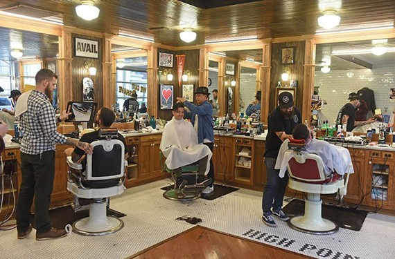 The popular Fan barbershop High Point is opening a second location.