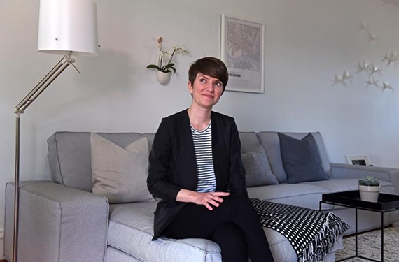 """Kristen Ziegler is part of a growing group of professional organizers who help clients tackle fashion challenges. The industry got a boost last year from the best-selling Marie Kondo book, """"The Life-Changing Magic of Tidying Up."""""""