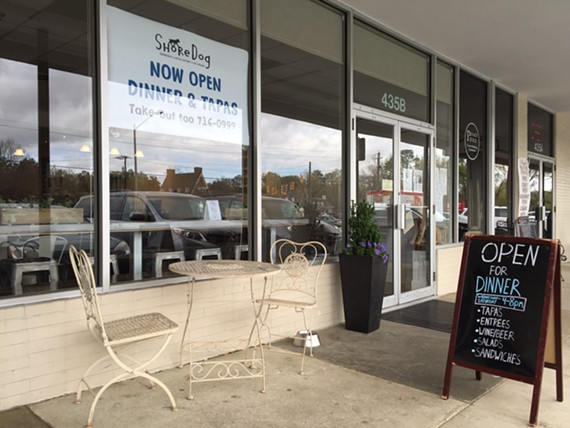 Located in Tuckahoe Shopping Center, Shore Dog Cafe is a welcome retreat for West-End coffee lovers.