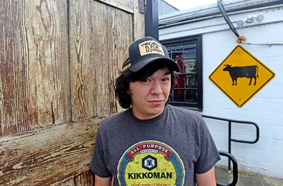 Shoryuken Ramen chef Will Richardson will show off his Southern roots in a series of pop-ups that he's calling Shoryukem Naam at Lunch in Scott's Addition