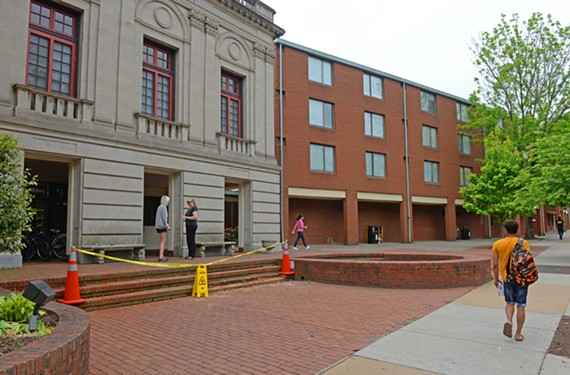 More than 31,000 students are enrolled at VCU, and changes to the Gladding Residence Center and other spots will cause a temporary squeeze.