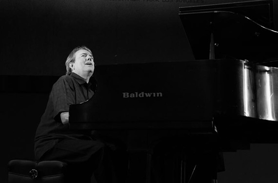 "Songwriter and musician Jimmy Webb has written numerous platinum-selling songs including ""Wichita Lineman,"" ""Galveston,"" ""Up, Up and Away"" and ""By the Time I Get to Phoenix."""