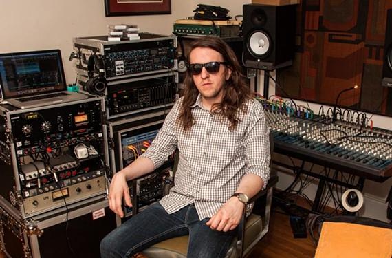 Richmond musician Tim Falen is head honcho of Bad Grrrl Records.