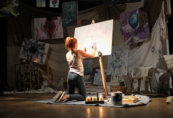 "Free Jambalaya's post-apocalyptic ""Sadie's Last Painting"" runs through July 7 at RVA Event Space."