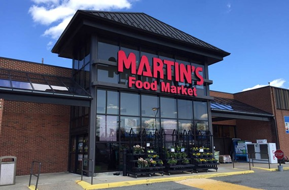 It's time to say goodbye — forever — to Martin's.