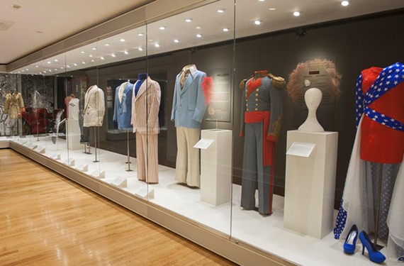 An ongoing show at the Valentine will give you a new respect for the diversity of Virginia men's fashions through the years.