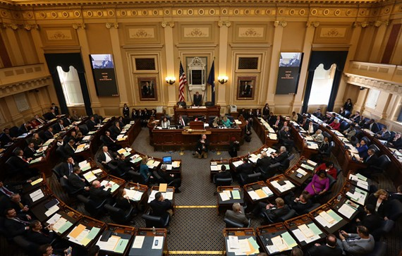 The Virginia House of Delegates