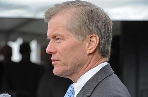 Former Virginia Gov. Bob McDonnell.