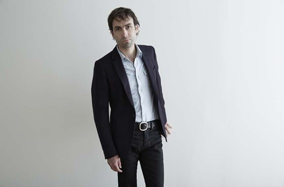Musician Andrew Bird, 43, started out with the band, the Squirrel Nut Zippers, before forming Bowl of Fire and later earning success as a solo artist.