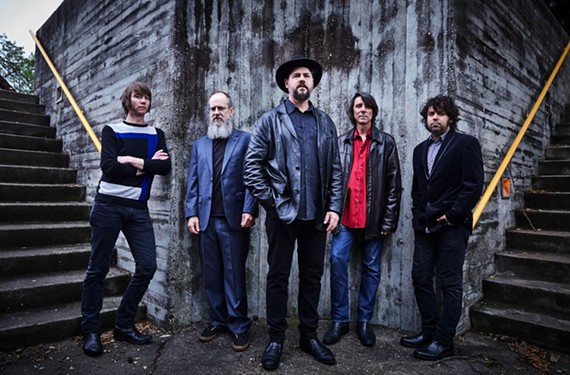 "The Drive-By Truckers' recently released an album ""American Band"" that lead singer Patterson Hood feels contains his best writing. The band will be setting up for two nights at the National on Nov. 10 and Nov. 11."