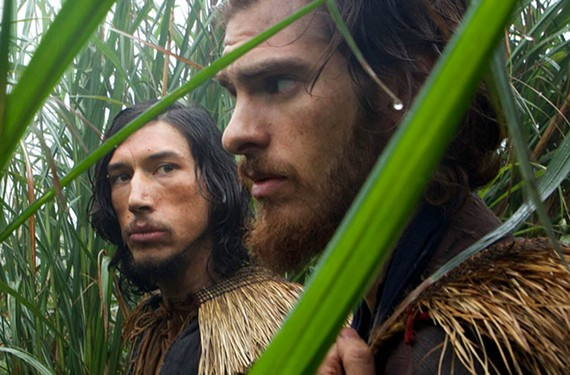 "Actors Adam Driver and Andrew Garfield portray Portuguese priests who travel to feudal Japan to find their teacher in Martin Scorsese's ""Silence."" The director recently lamented that the ""proliferation of images"" in today's society has ruined cinema for younger generations."