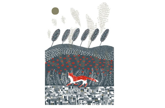 """Foxfield"" by Victoria Borges"