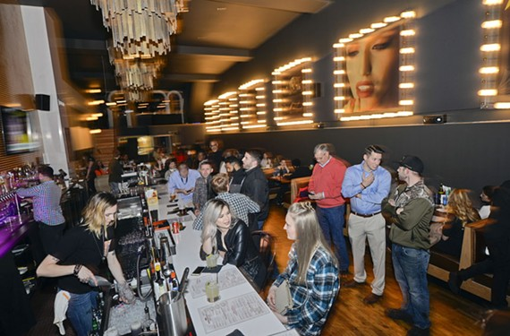 Wong Gonzalez puts its own stamp on East Grace Street with a nightlife vibe and interesting fusion food.
