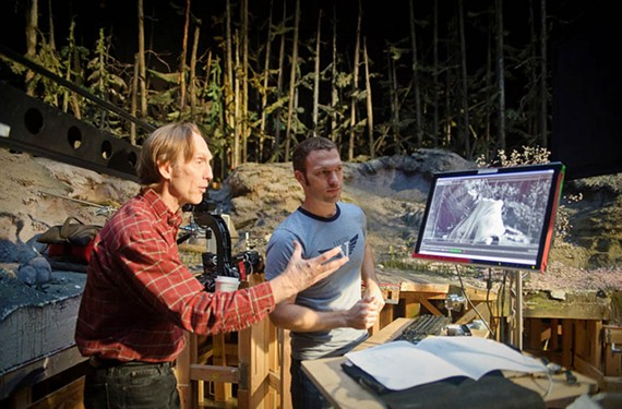 "Henry Selick, the director of ""Coraline,"" will be discussing the art of bringing stop-motion photography into the 21st century at the University of Richmond as part of this year's French Film Festival."
