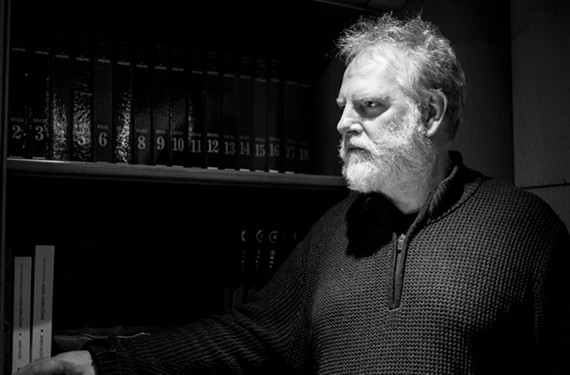 Winnipeg's favorite son, Guy Maddin, will be featured prominently at this year's James River Film Festival, including a stop for autographs at Video Fan.