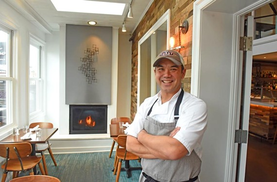 Richmond Restaurant Group executive chef Mike Ledesma started as a stockbroker, but then switched careers in Hawaii. He's transformed the menu at East Coast Provisions and is now working on West Coast Provisions at the GreenGate development.