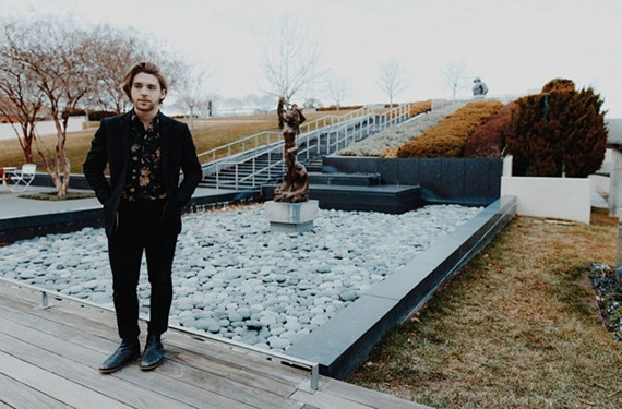 Local musician Andrew Carter's solo project, Minor Poet, has been earning some early kudos from outlets such as Magnet and American Songwriter.