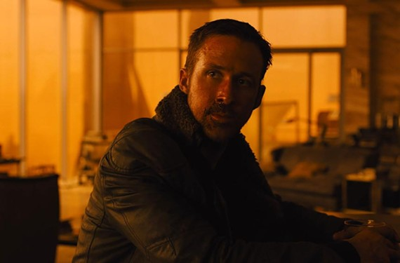Ryan Gosling plays Los Angeles Police Department Officer K, a new more obedient replicant whose job is to track down and retire old replicants, not unlike his predecessor in the original film, played by Harrison Ford.