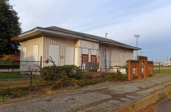 For many years, the city operated a visitors' center in the old Westham Station, which was moved in 1963 from the West End to Robin Hood Road near what became the Diamond.