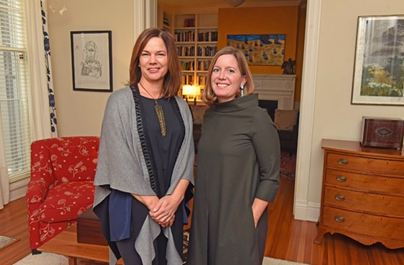 Last month, Paige Goodpasture, former host of the Creative Habit podcast, and Caroline Wright, former curator at the Visual Arts Center of Richmond, started the website LookSee, which is dedicated to the visual arts in Richmond.