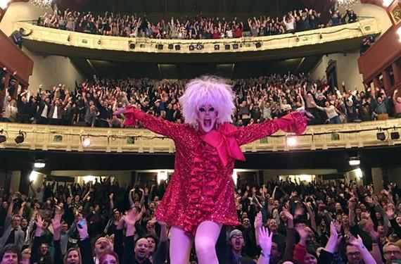 Drag Queen Christmas: the Naughty Tour, Nov. 27