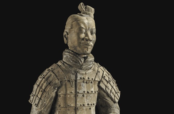 """Terracotta Army: Legacy of the First Emperor of China"" at the VMFA"