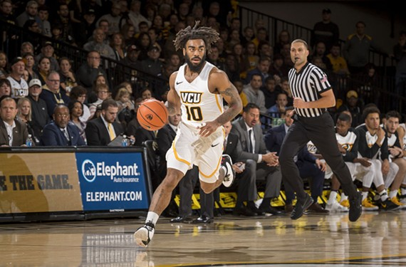 Virginia Commonwealth University Rams' senior point guard Johnny Williams is coming off an 11-point, 6-assist game against Dayton.