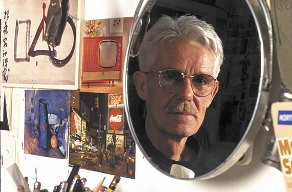 Richard Carlyon, who helped shape VCU's School of the Arts, died in 2006.